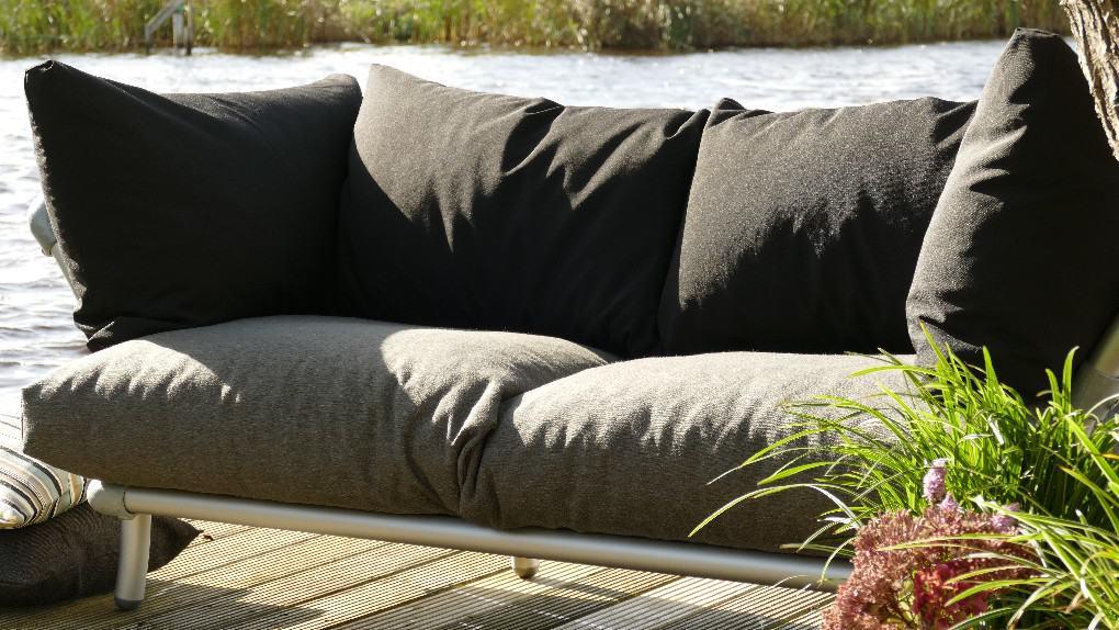 lounge meubel voor buiten op terras
