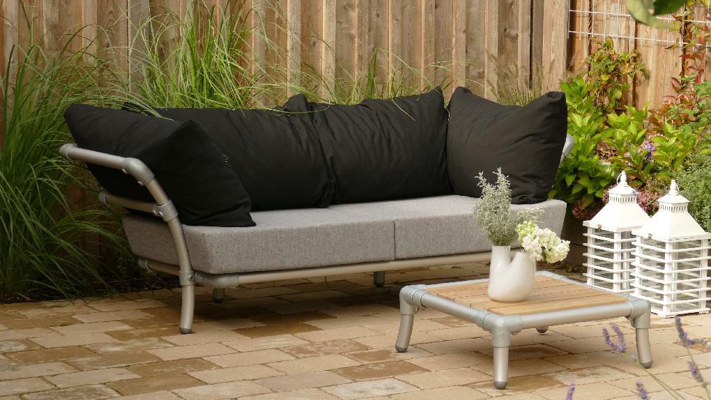 Lounge Bank Tuin : Lounge bank tuin kopen stoere unieke loungebank voor buiten robuuzt