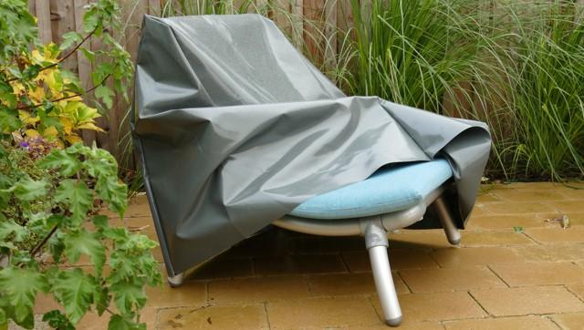 regenhoes voor lounge bank en lounge stoel