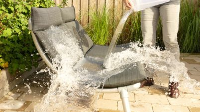 waterafstotende buitenstoffen