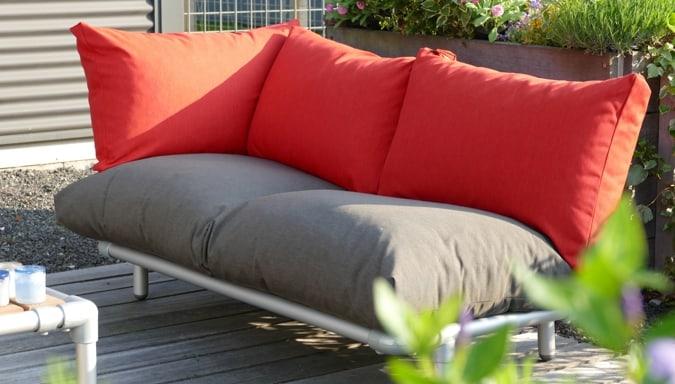 chaise longue tuin