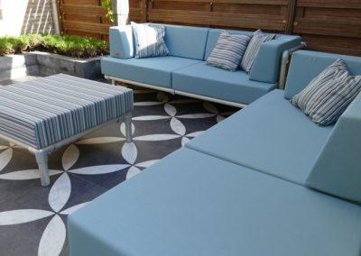 lounge set voor buiten
