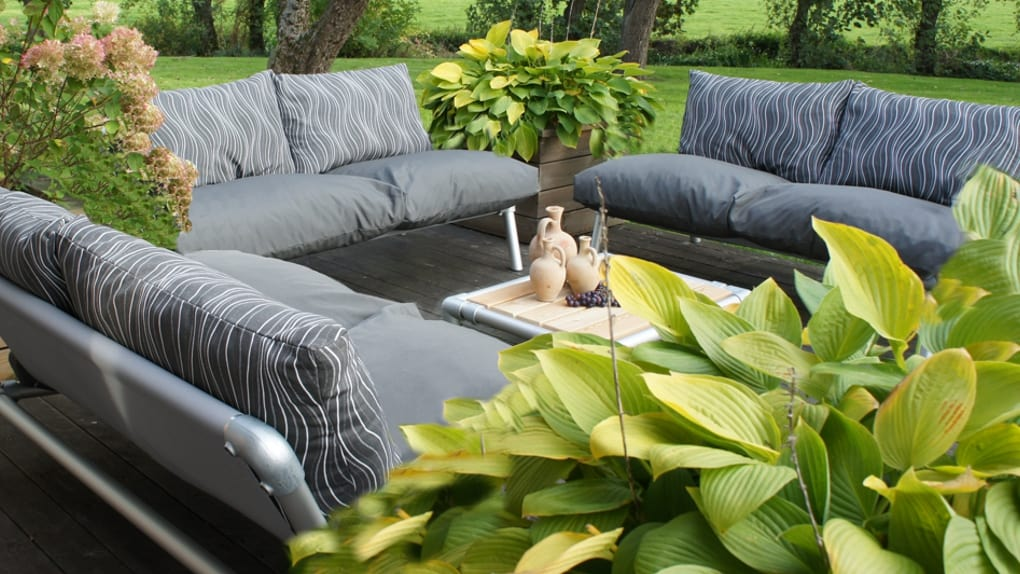 lounge set tuin