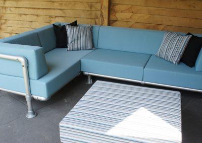 loungebank voor buiten