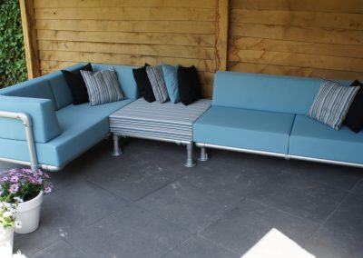 lounge bank voor buiten