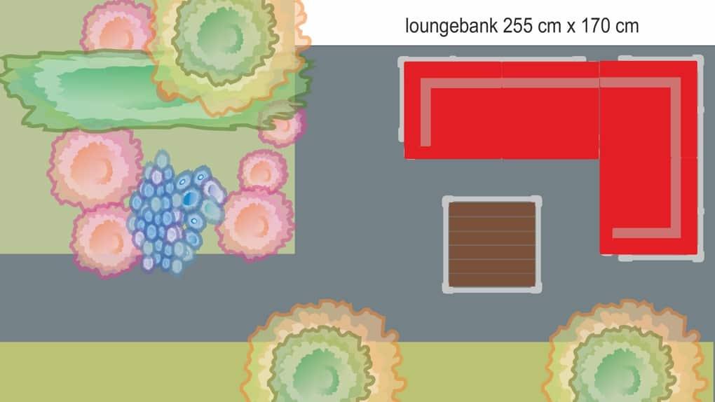 loungebank op maat