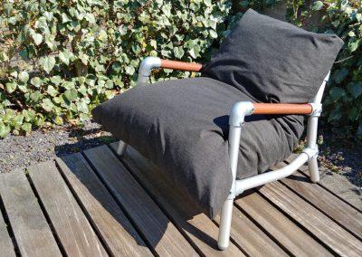 loungestoel voor buiten