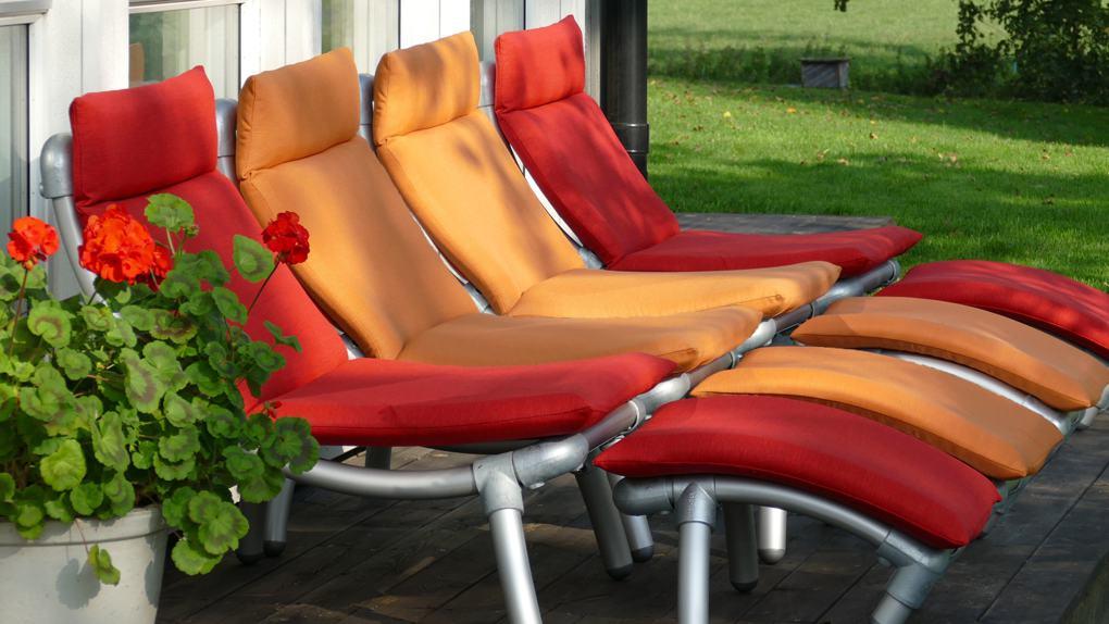 loungestoelen voor buiten
