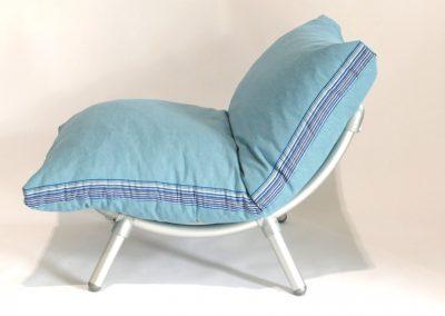 lounge stoel voor balkon