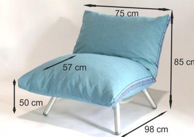 maten lounge stoel tuin
