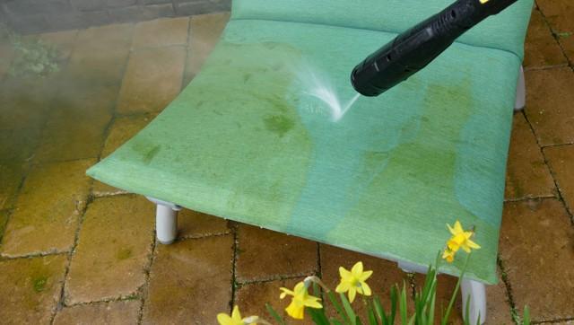 onderhoud outdoor stoffen