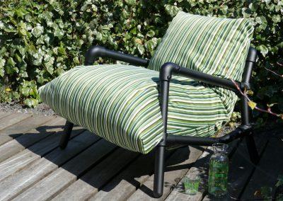 zitzak loungestoel tuin