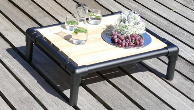 lounge tafeltje tuin